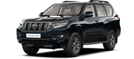 Toyota Land Cruiser Prado 2.8d AT6 (177 л.с.) 4WD Престиж